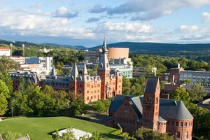 Cornell University and TCAD