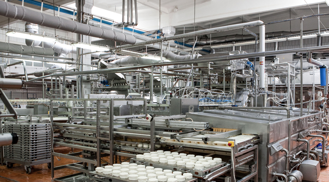 Global Food Processing Equipment and Technology Company